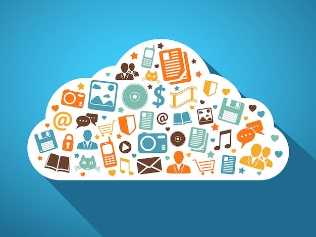 Multimedia en mobiele apps in de cloud