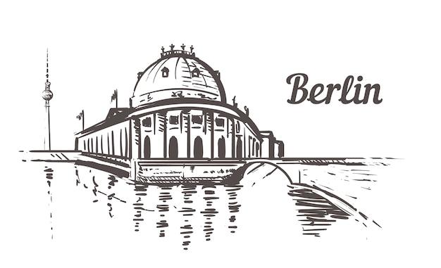 Museumeiland van berlijn