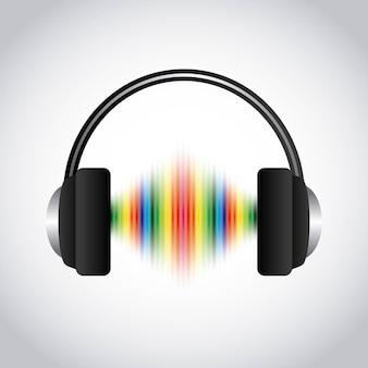 Muziek headset