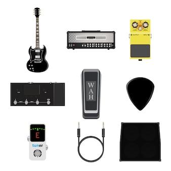 Muziek instrumenten pictogram