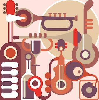 Muziek instrumenten