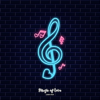 Muziek van liefde