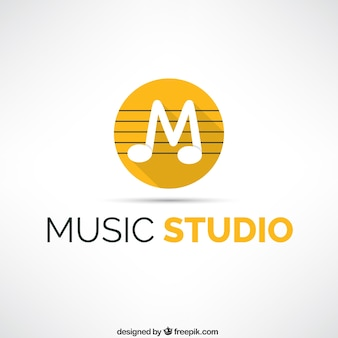 Muziekstudio logo