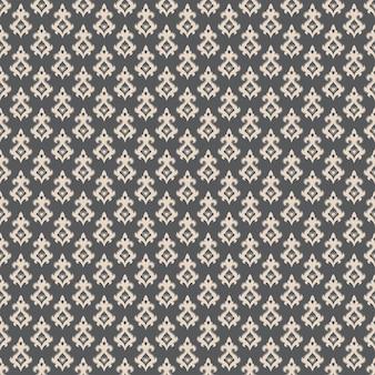 Naadloos behang in de stijl van de barok. kan worden gebruikt voor achtergronden en webdesign voor het vullen van pagina's. vector illustratie.