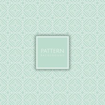 Naadloos decoratief patroon