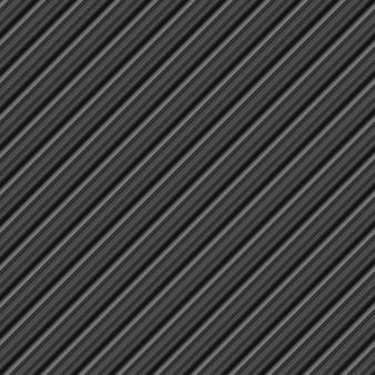 Naadloos grijs streeppatroon