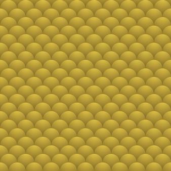 Naadloos patroon met cirkels