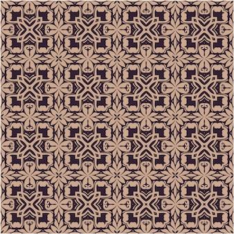 Naadloos patroon, textiel, verpakking. exquise florale barok