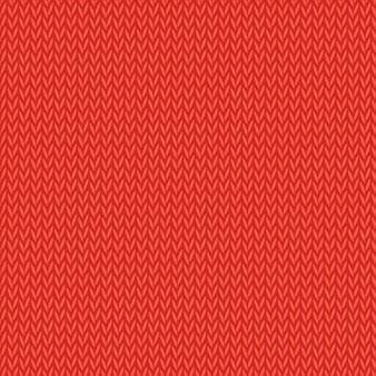 Naadloos patroon van gebreid garen.