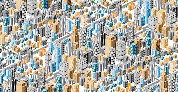 Naadloos stedenbouwkundig plan