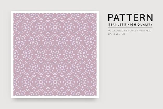 Naadloos stijl abstract patroon