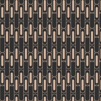 Naadloos verticaal geometrisch patroon