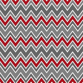 Naadloze achtergrond gemaakt van een naadloos geometrisch patroon met een zigzagpatroon chevron patroon vecto...