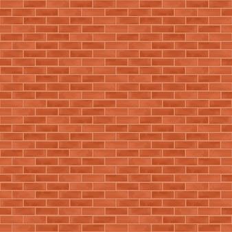 Naadloze bakstenen muur achtergrond