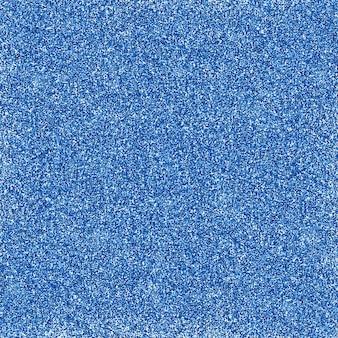 Naadloze blauwe pailletten textuur geïsoleerd op blauwe achtergrond sparkle blauwe confetti decoratie design