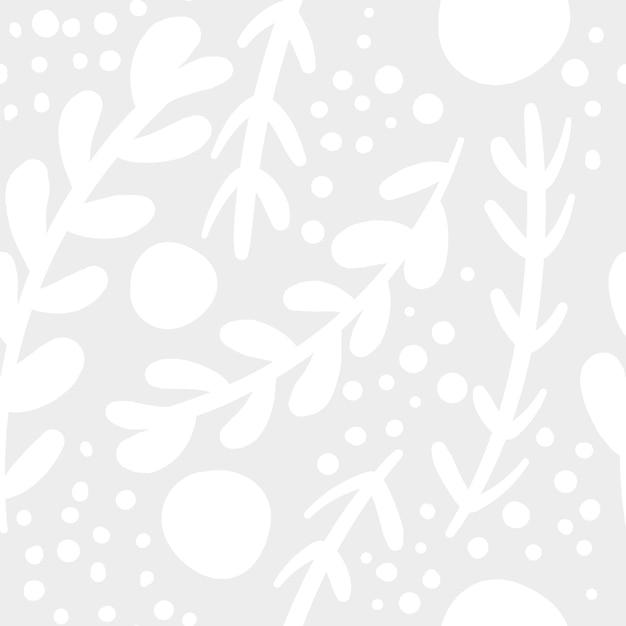 Naadloze bloemmotief. naadloos patroon kan worden gebruikt voor behang, opvulpatronen, webpagina-achtergrond, oppervlaktestructuren.
