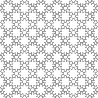 Naadloze geometrische herhalende islamitische patronen