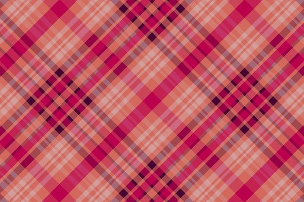 Naadloze geruite patroonachtergrond. stof textuur. vector illustratie.