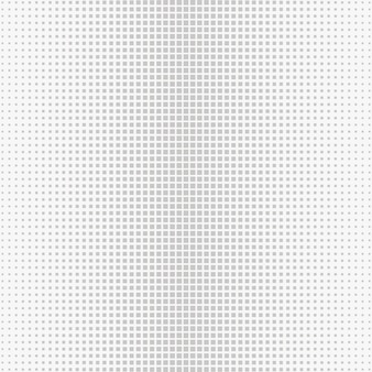 Naadloze halftone cirkel stippen abstract vector achtergrond of textuur voor design