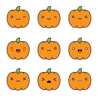 Naadloze halloween-patroonachtergrond