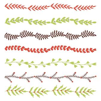 Naadloze kerst patroon met notenkraker en kerstboom in vector.