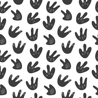 Naadloze patronen. kleurrijke vormen van onregelmatige vorm in een abstracte stijl. vector illustratie