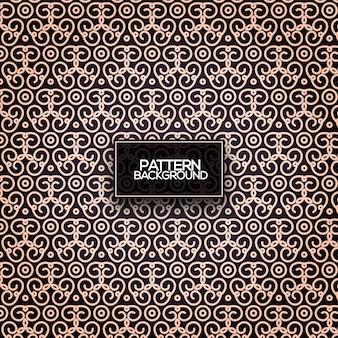 Naadloze patroon ontwerp abstracte achtergrond