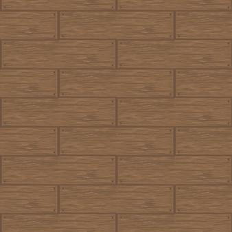 Naadloze patroon oude houten muur achtergrond