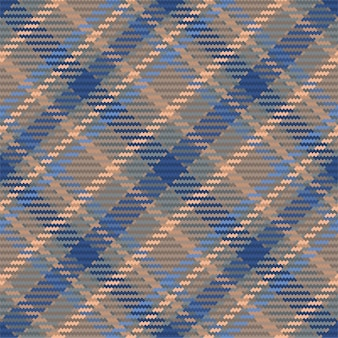 Naadloze patroon van schotse tartan plaid. herhaalbare achtergrond met de textuur van de chequestof. platte vector achtergrond van gestreepte textiel print.