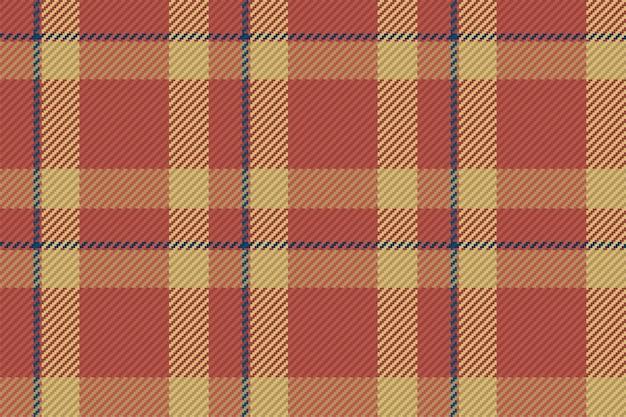 Naadloze patroon van schotse tartan plaid. herhaalbare achtergrond met de textuur van de chequestof.