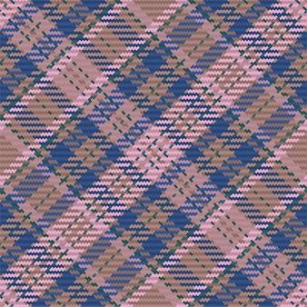 Naadloze patroon van schotse tartan plaid. herhaalbare achtergrond met de textuur van de controlestof. platte vector achtergrond van gestreepte textieldruk.