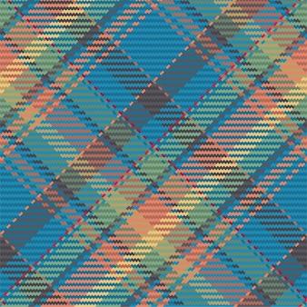 Naadloze patroon van schotse tartan plaid. herhaalbare achtergrond
