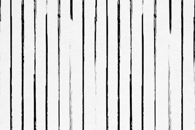 Naadloze patroon van strepen inkt borstel achtergrond