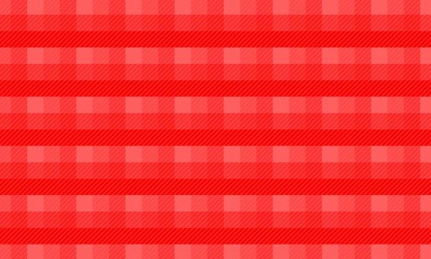 Naadloze patroonachtergrond van een verscheidenheid van rode vierkantjes. patroon voor zakelijke advertentie, boekjes.