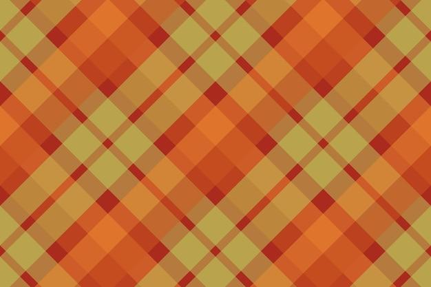 Naadloze tartan geruite patroon achtergrond. textiel textuur. vector illustratie.