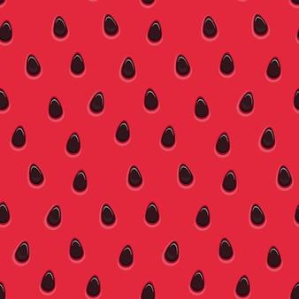 Naadloze watermeloen oppervlaktetextuur