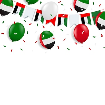 Nationale feestdag verenigde arabische emiraten.