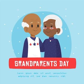 Nationale grootouders dag
