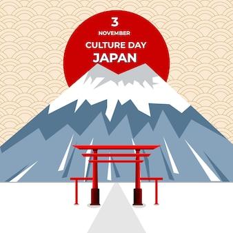 Nationale jaarlijkse viering japanse cultuurdag 3 november