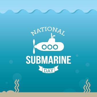 Nationale onderzeedag