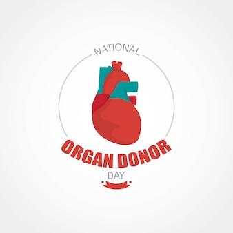 Nationale orgaandonoriedag