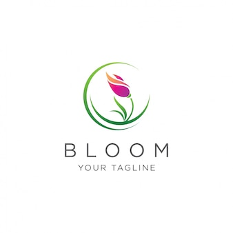 Natural bloom-logo