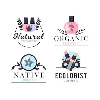Nature cosmetica logo collectie