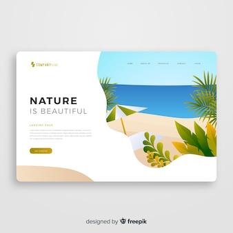 Natuur bestemmingspagina