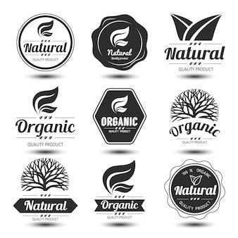 Natuur label