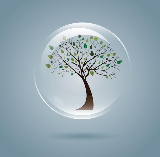 Natuurlijke bubbels