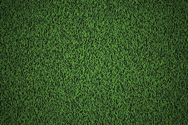 Natuurlijke gras textuur achtergrond in heldere geelgroene kleurtoon. bovenaanzicht.