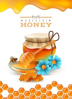 Natuurlijke honing