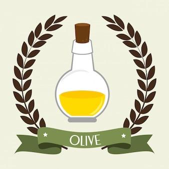 Natuurlijke olijfolie