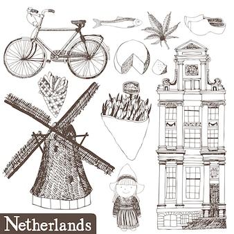 Nederlandse set